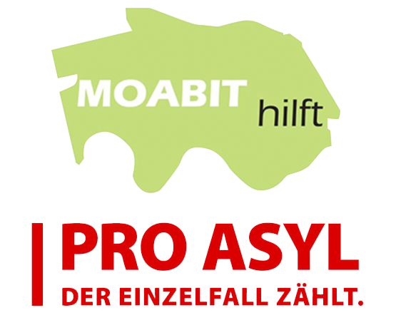 Moabit hilft, ProAsyl
